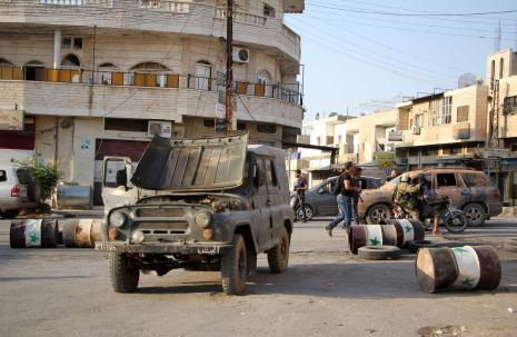 معركة حماة: السعوديّة تشق طريقها إلى قلب سوريا!
