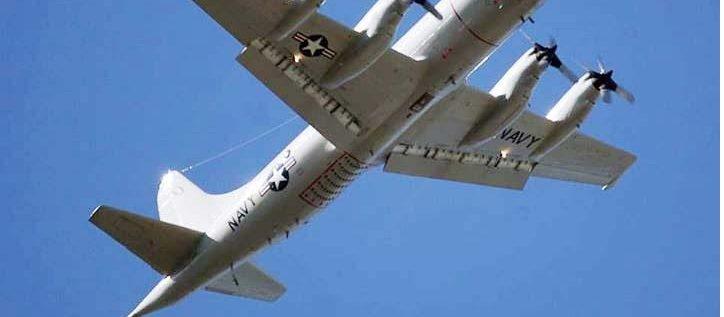 طائرة تجسس أميركية تقترب من حميميم
