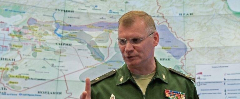 الدفاع الروسية: التحالف الدولي يوجه 9 ضربات إلى الأحياء السكنية بالموصل