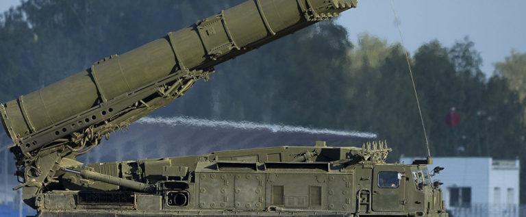 """الدفاع الروسية: """"إس-300″ و""""إس-400"""" في سوريا قد تصبح مفاجأة"""