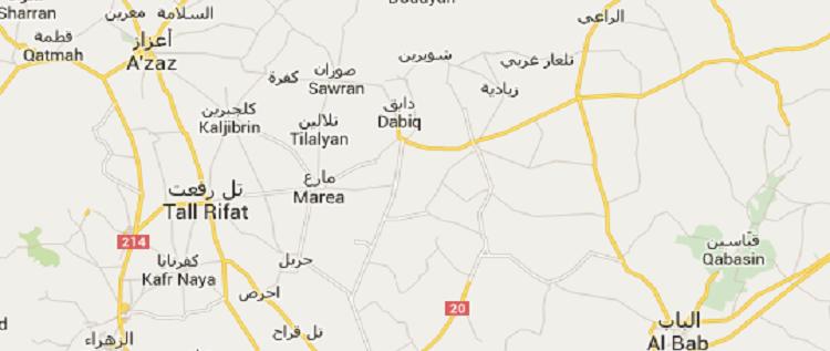 فصائل سورية تدعمها تركيا تهاجم بلدة دابق