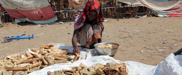 الأمم المتحدة: الجوع يهدد حياة الملايين في اليمن