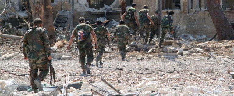 دمشق تطالب بالتحقيق في استخدام الغازات السامة