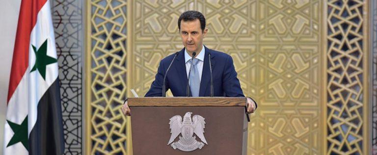 """الرئيس الأمريكي المنتخب يحذر من مغبة """"الاعتداء على الأسد"""""""