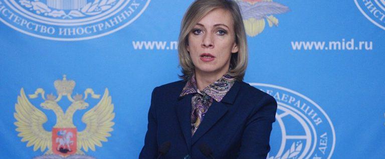 زاخاروفا: الإرهابيون في سوريا استغلوا الهدنة الإنسانية لإعادة تجميع قواهم