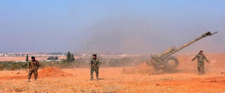 الجيش السوري وحلفاؤه يحررون 25 قرية بريف حلب الشمالي الشرقيسانا