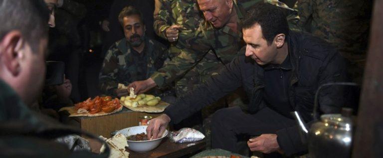 حقيقة خبر تسمم الرئيس السوري بشار الأسد