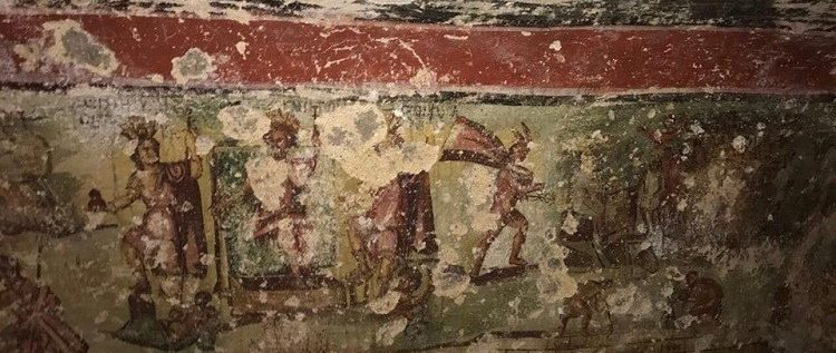 اكتشاف أثري عظيم في الأردن