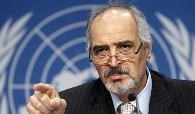 الجعفري يرد بقسوة على نظيره السعودي في الأمم المتحدة