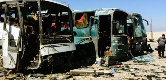 مقتل 21 شخصا بتفجيرين انتحاريين في تكريت وسامراء بالعراق