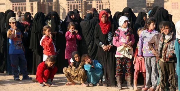 انقطاع المياه عن مئات الآلاف من العراقيين شرقي الموصل