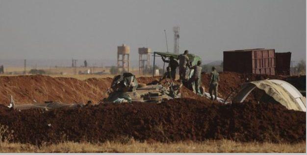 تركيا تعلن انقطاع الاتصال باثنين من جنودها في شمالي سوريا