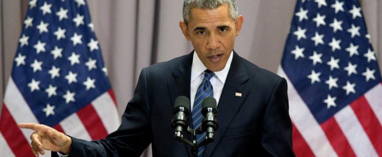 أوباما سيوقع على قانون تمديد العقوبات ضد إيران