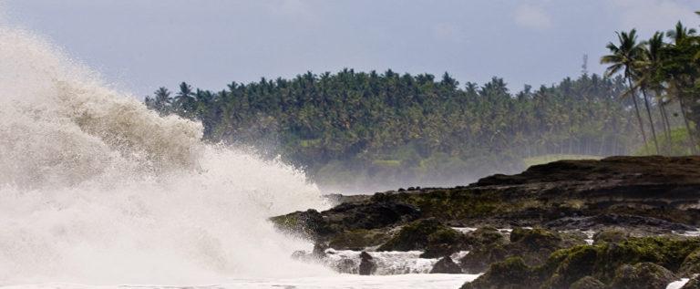 زلزال عنيف بقوة 8 ريختر يضرب جزر سليمان وتحذيرات من تسونامي مدمر