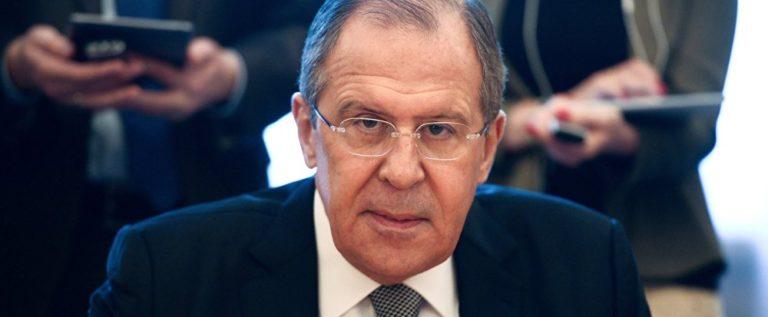 لافروف: المفاوضات السورية تقوض من قبل الذين يضعون شروطا ويطالبون بإسقاط الأسد