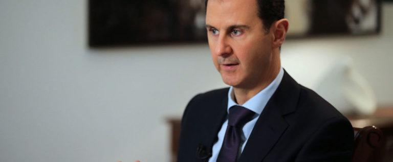 """تنويه من """"الرئاسة السورية"""" بخصوص صحة الأسد"""