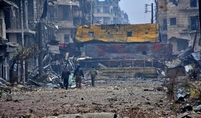 إتفاق على إخراج المسلحين من حلب وإعلان تحريرها مسألة وقت