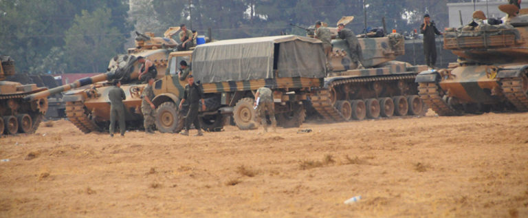 اتفاق عراقي تركي مرتقب على سحب القوات التركية من بعشيقة