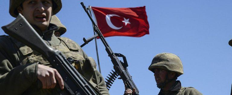"""قتلى وجرحى أتراك في اشتباكات مع  """"داعش"""" قرب مدينة الباب السورية"""