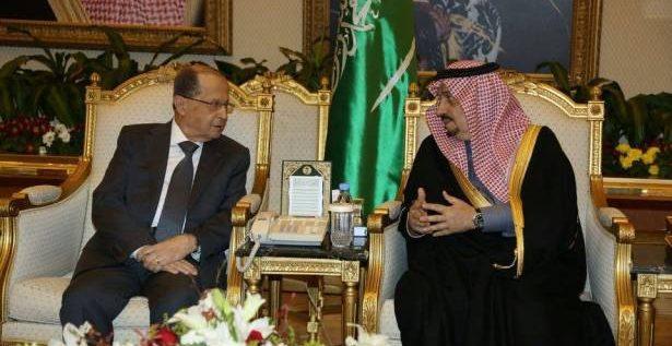 عون: انا في الرياض لابدد الالتباسات