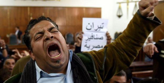 تيران وصنافير: المحكمة الإدارية العليا في مصر تحكم ببطلان اتفاقية تقضي بتبعية الجزيرتين للسعودية