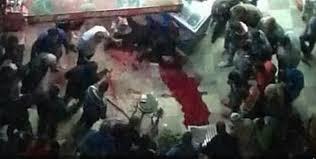 جريمة تهز مصر.. مجهول ذبح قبطياً بسيف أمام المارة