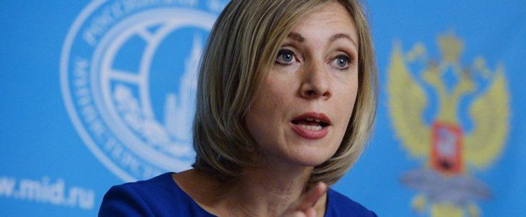 الخارجية الروسية تطالب بإجراء تحقيق بشأن التكتم على حقيقة وجود أدوية في شرق حلب