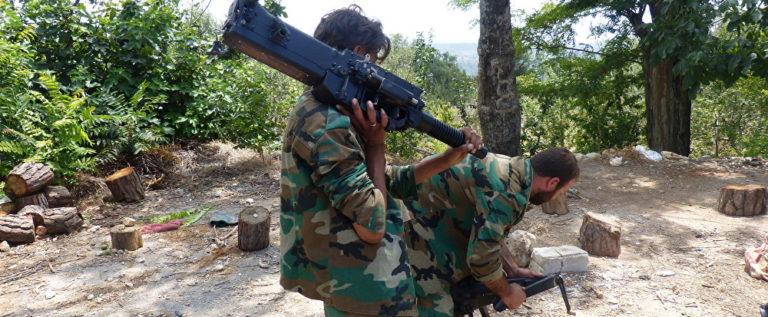 """القوات السورية تحرر أكثر من 30 منطقة سكنية من قبضة """"داعش"""""""