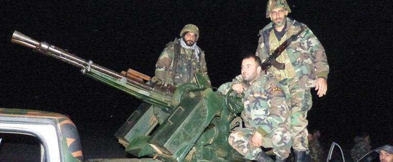 شاهد.. أفكار مبتكرة لضابط سوري أنقذت عشرات الأرواح