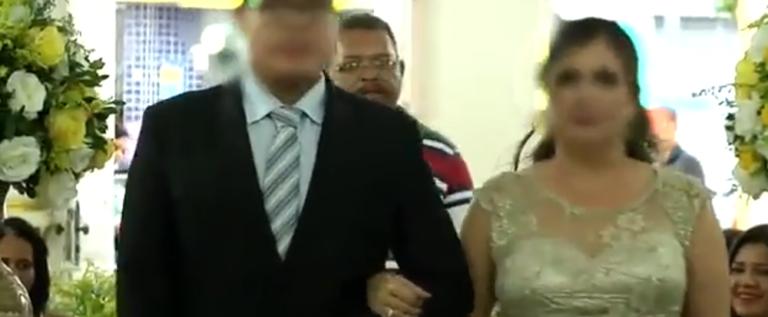 بالفيديو…رجل يطلق النار على الضيوف في حفل زفاف انتقاما