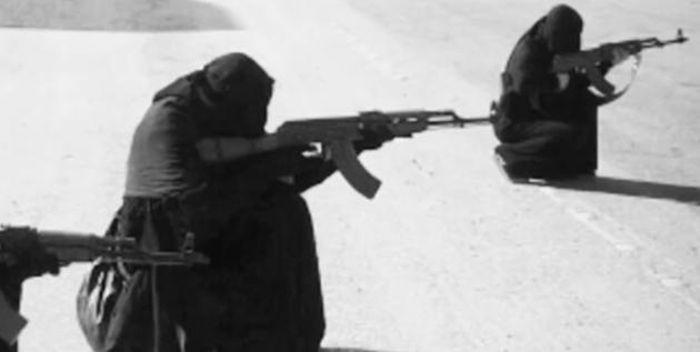 """الشرطة الفرنسية تعثر على فيديو لفتاة قاصر أعلنت ولاءها لـ""""داعش"""""""