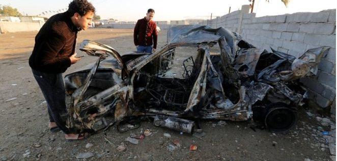 عشرات القتلى في تفجير سيارة مفخخة في بغداد