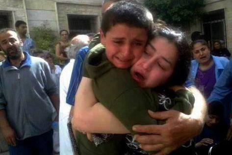 مختطفي ريف اللاذقية يلاقوا ذويهم بعد قرابة الخمس سنوات من الاختطاف
