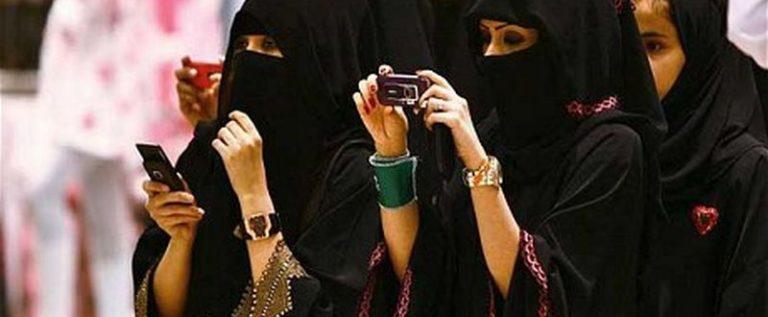 بالفيديو.. مشاجرة بين نساء سعوديات