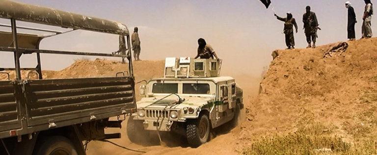 """قيادات """"داعش"""" تترك الموصل وتهرب باتجاه الرقة"""