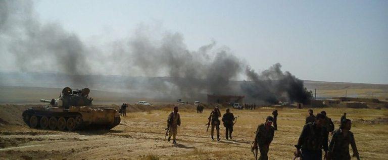 بيان: قوات سوريا الديمقراطية تسيطر بالكامل على مطار الطبقة العسكري