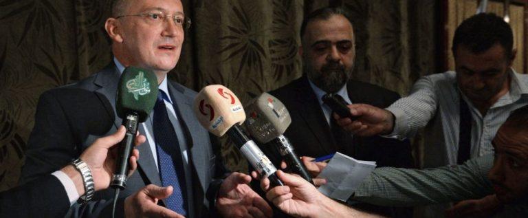 """السفير الروسي في دمشق: تنظيم """"داعش"""" خسر ربع الأراضي التي كان يسيطر عليها في سوريا والعراق"""