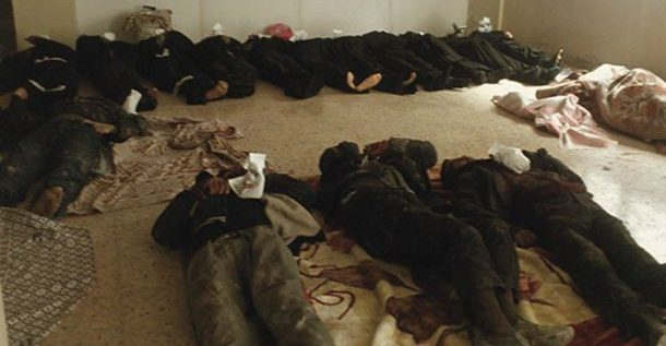 50 جثة مجهولة الهوية في ريف دمشق!