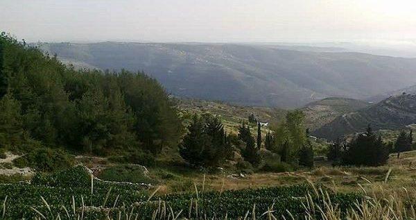 بالصور- شق عميق في جبل بسوريا يثير الريبة!