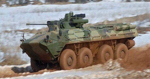 آليات عسكرية نادرة ضد الارهابيين في سوريا
