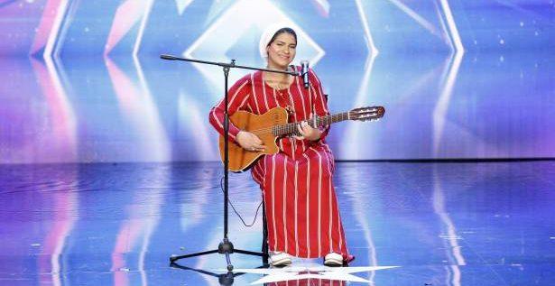 """Arabs Got Talent انطلق… """"البازر الذهبي"""" لإيمان الشميطي (صور وفيديو)"""