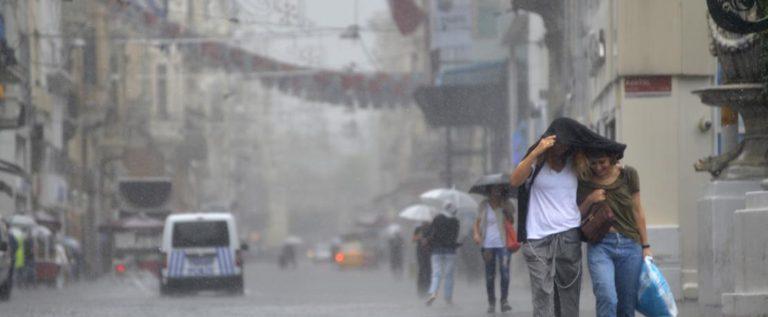 هل تبقى الأمطار الغزيرة مستمرة إلى ما بعد آذار؟ والمنخفض الحالي باقٍ حتّى هذا التاريخ!
