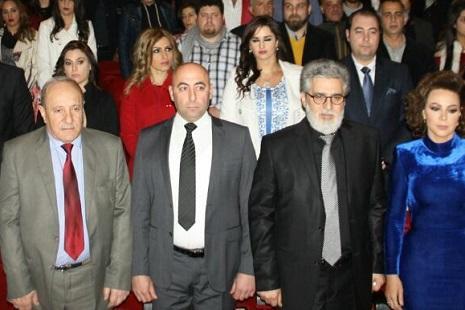 عباس النوري: تكريمان في بيروت