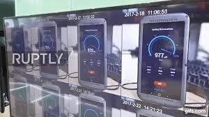 أول هاتف 5G في العالم: بقدرة تحميل أسرع 10 مرات من الهواتف المنافسة