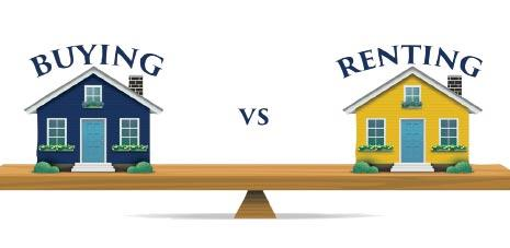 أيهما أفضل، شراء منزل أم إستئجاره؟