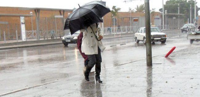 هذا ما ينتظرنا خلال الأيام المقبل….     منخفض جوي وأمطار غزيرة ورياح