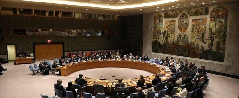 مشروع قرار روسي في مجلس الأمن للتحقيق في الهجوم الكيميائي بإدلب