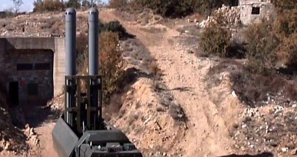 سوريا تشهر صواريخها ردا على الضربة الأميركية