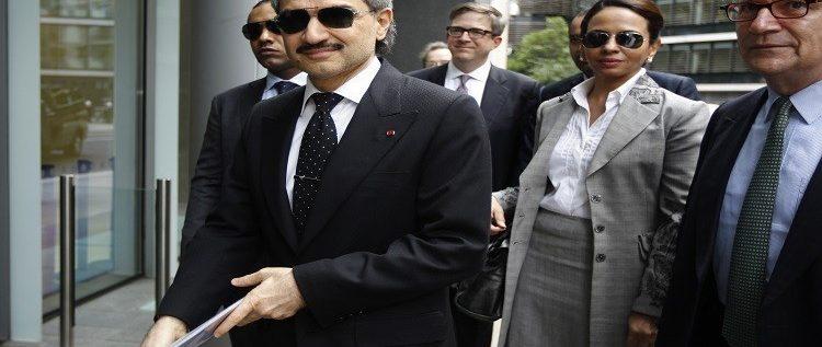بن طلال يبيع مشروعا للجيش المصري
