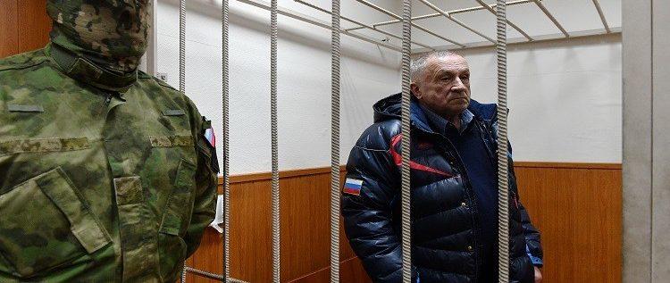 توقيف رئيس جمهورية أودمورتيا الروسية